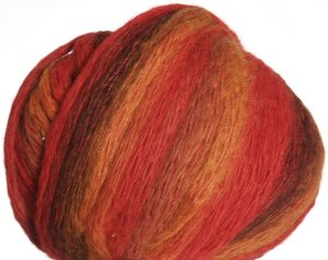 Lana Grossa Big & Easy Colore Yarn - 02 Orange