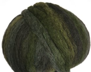 Lana Grossa Big & Easy Colore Yarn - 09 Olive & Brown