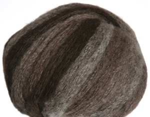 Lana Grossa Big & Easy Colore Yarn - 10 Chocolate