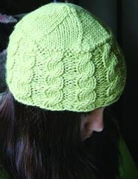 Misti Alpaca Best of Nature Chunky Cabled Hat Kit - Hats and Gloves