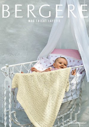 Bergere de France Pattern Books - 156 Knit Layette