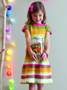 Be Sweet Bambino Taffy Dierdre Dress Kit - Baby and Kids Pullovers