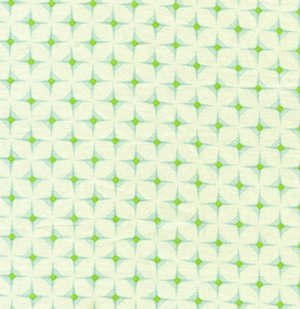 Heather Bailey Nicey Jane Fabric - Hop Dot - Cream