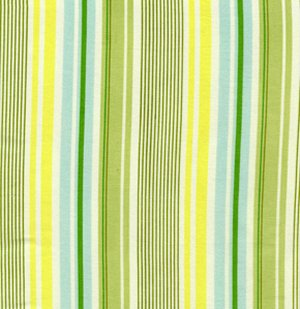 Heather Bailey Nicey Jane Fabric - Slim Dandy - Blue