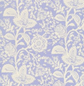 Tula Pink Parisville Fabric - French Lace - Mist
