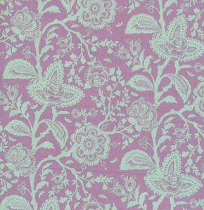 Tula Pink Parisville Fabric - French Lace - Sky