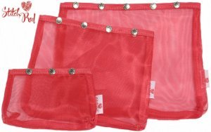Namaste Oh Snap - Stitch Red - Small, Medium, Large