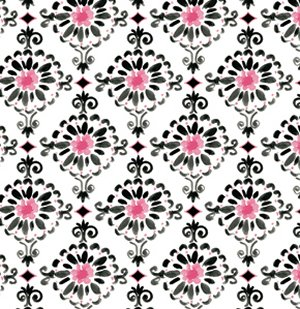Dena Designs London Fabric - Cotswold - Pink