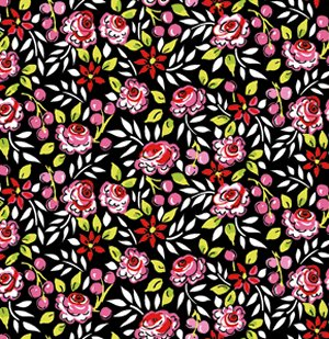 Dena Designs London Fabric - Surrey - Pink