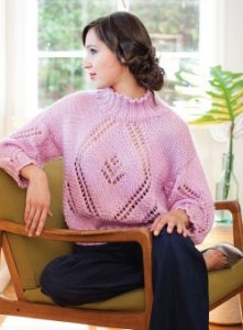 Be Sweet Patterns - Emma Tunic Sweater Pattern