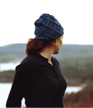 Swans Island Patterns - Spruce Head Hat Pattern