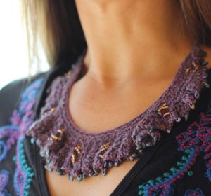 Nelkin Designs Rippled Kit - Blackberry