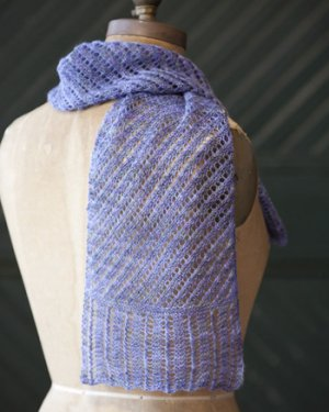 Classic Elite Silky Alpaca Lace Flair Version II Kit - Scarf and Shawls