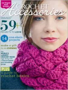 Interweave Crochet Magazine - '11 Accessories