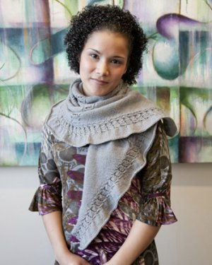 Classic Elite Magnolia Wrap Kit - Scarf and Shawls
