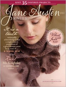 Spin Off Magazine - Jane Austen Knits 2011