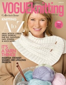 Vogue Knitting International Magazine - '11 Holiday