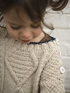 Berroco Remix Maxim Pullover Kit - Baby and Kids Pullovers