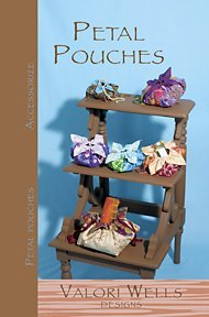 Valori Wells Designs Sewing Patterns - Petal Pouches Pattern