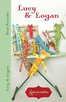 Valori Wells Designs Sewing Patterns - Lucy & Logan Pattern