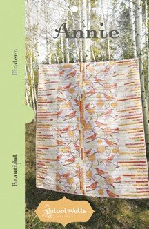 Valori Wells Designs Sewing Patterns - Annie Quilt Pattern