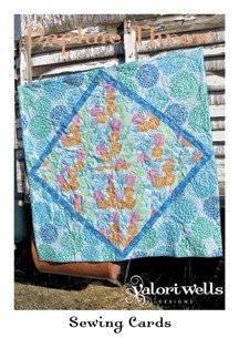 Valori Wells Designs Sewing Patterns - Daphne Throw Pattern