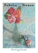 Valori Wells Designs Sewing Patterns - Fabric Roses Pattern