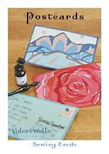 Valori Wells Designs Sewing Patterns - Postcards Pattern