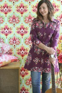 "Amy Butler Sewing Patterns - The ""Liverpool"" Pattern"