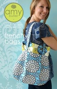 Amy Butler Sewing Patterns - Frenchy Bags Pattern