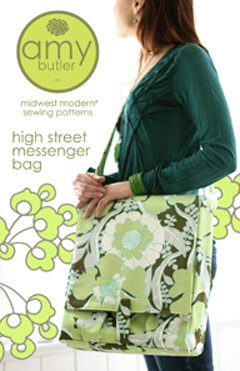 Amy Butler Sewing Patterns - High Street Messenger Bag Pattern