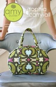 Amy Butler Sewing Patterns - Sophia Carry-all Pattern