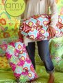 Amy Butler Sewing Patterns - Oval Patchy Pillow