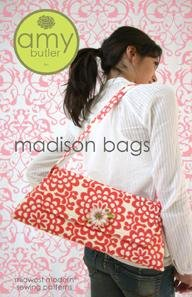 Amy Butler Sewing Patterns - Madison Bags Pattern