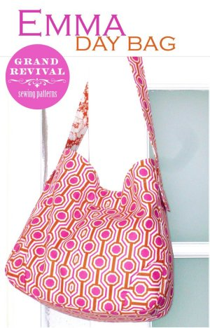 Tanya Whelan Sewing Patterns - Emma Day Bag Pattern