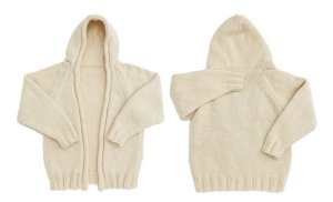 Tahki Stacy Charles Montana Hooded Cardigan Kit - Women's Cardigans