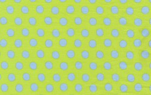 Kaffe Fassett Spots Fabric - Apple