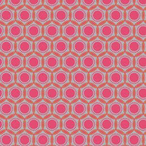 Joel Dewberry Heirloom Fabric - Opal - Blush