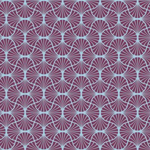 Joel Dewberry Heirloom Fabric - Empire Weave - Amethyst