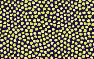 Amy Butler Lark Fabric - Sparkle - Pitch