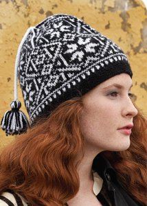 Cascade 220 Sport Fair Isle Hat Kit - Hats and Gloves