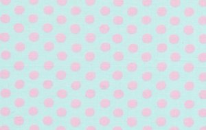 Kaffe Fassett Spots Fabric - Soft Blue