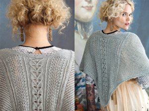 Classic Elite Fresco Lace Shawl Kit - Scarf and Shawls