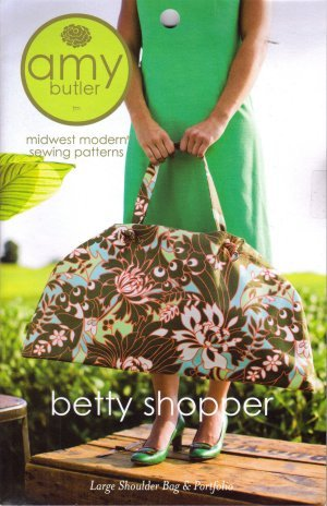 Amy Butler Sewing Patterns - Betty Shopper Pattern