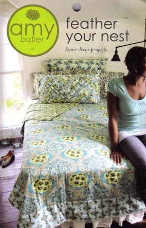 Amy Butler Sewing Patterns - Feather Your Nest Pattern