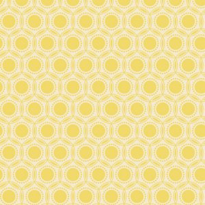 Joel Dewberry Heirloom Fabric - Opal - Dandelion