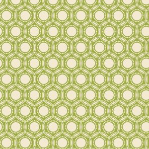 Joel Dewberry Heirloom Fabric - Opal - Green
