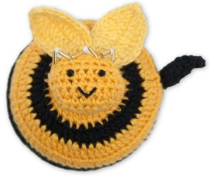 Lantern Moon Tape Measures - Queen Bee Measuring Tape (Discontinued)