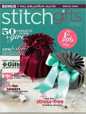 Stitch Magazine - '11 Gifts