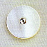 "Rowan Button Collection - 75318 - 1/2"" Natural"